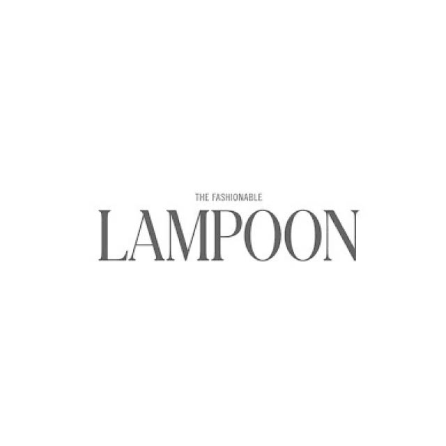Fashionable Lampoon